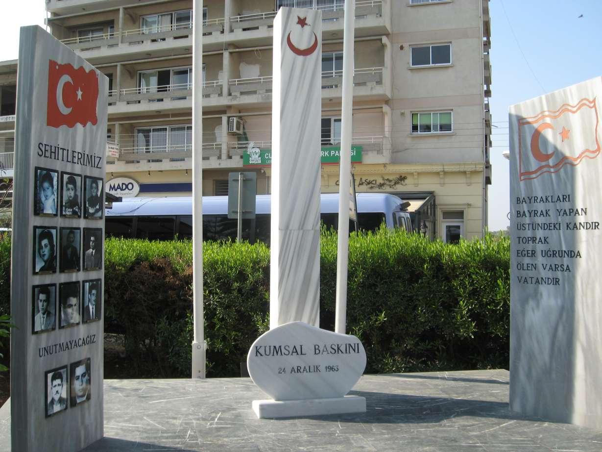 KIBRIS GÜNLERİ / LEFKOŞE VE GAZİMAĞUSA TURU