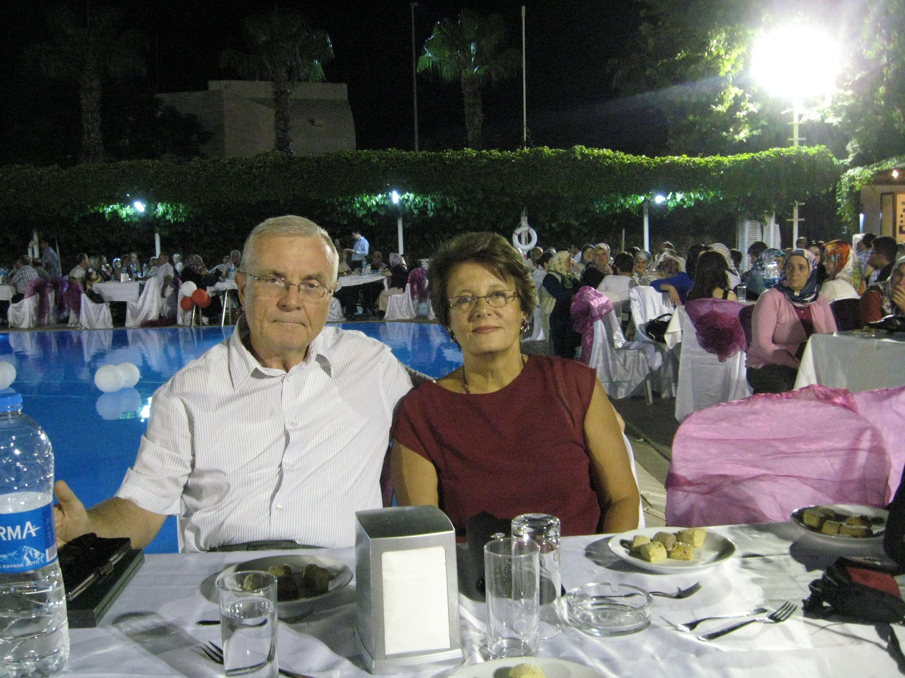 ANTALYA GÜNLERİ / DÜĞÜN GECESİ