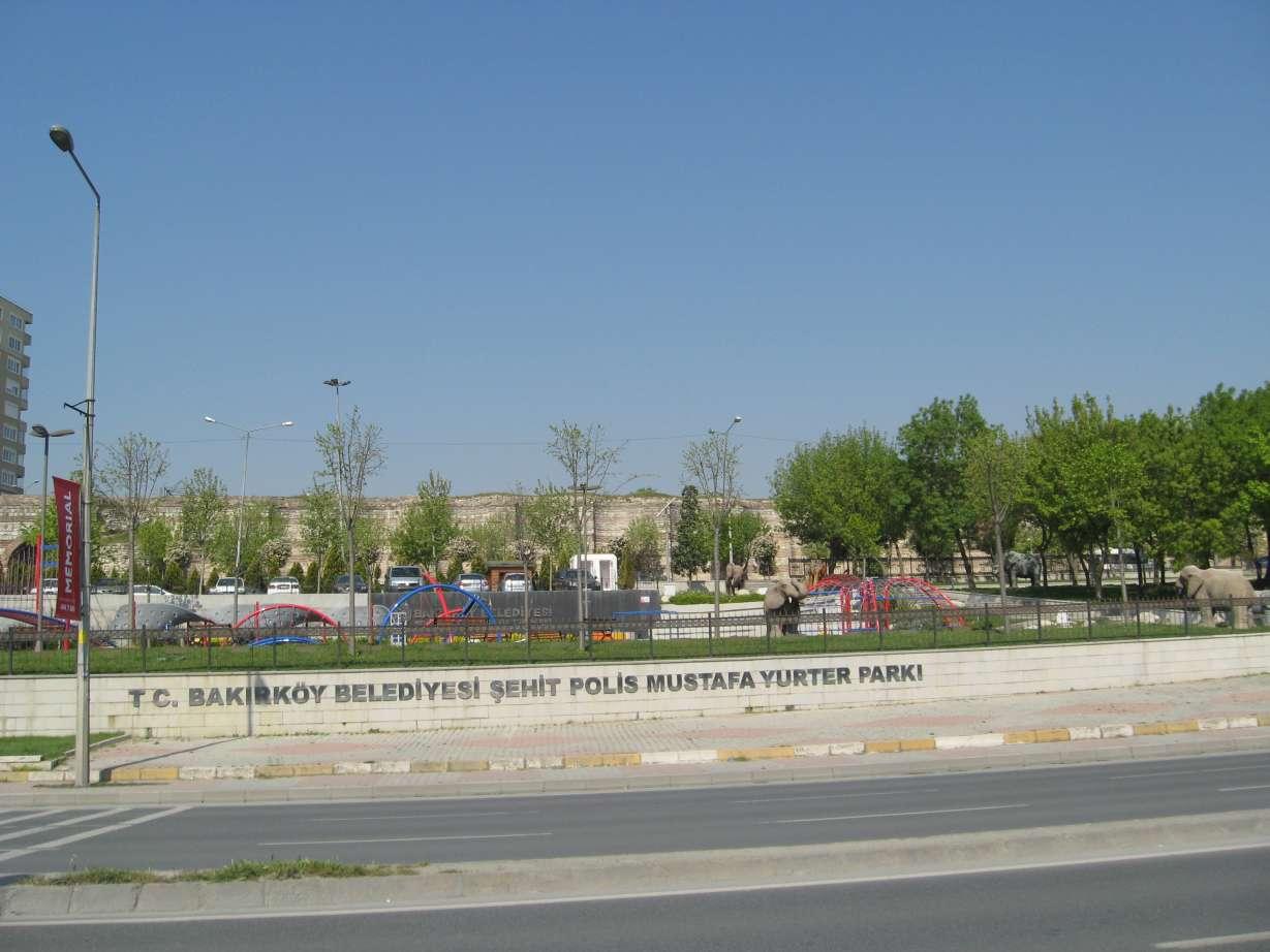 ARADA BİR İSTANBUL / FİL DAMI