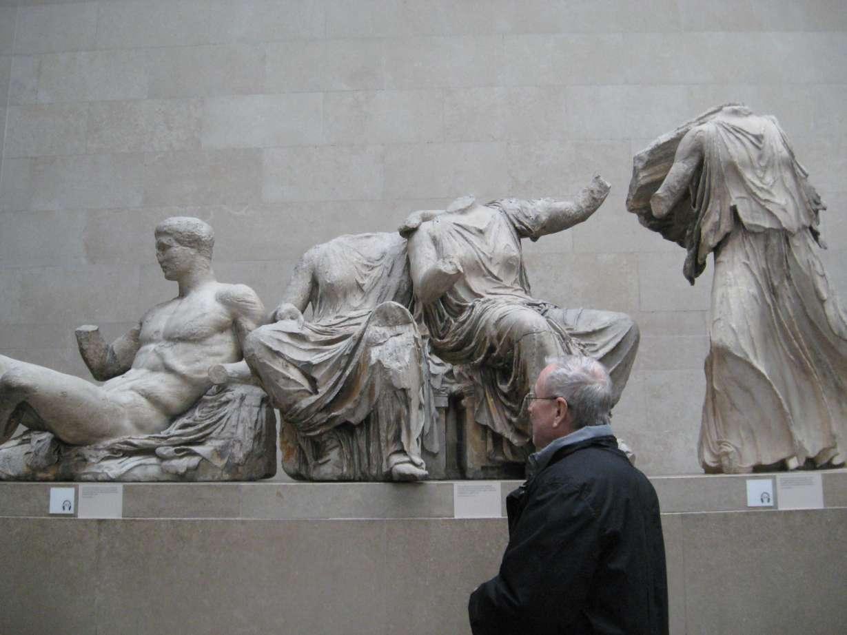 LONDRA GÜNLERİ / BRITISH MUSEUM