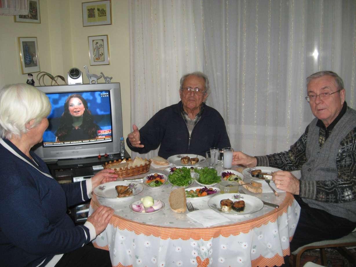 DOSTLARLA / DOSTLARA  KISA BİR ZEMHERİ GEZİSİ