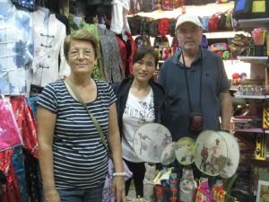 ŞANGAY GÜNLERİ  /  FAKE MARKETLERDE ALIŞVERİŞ
