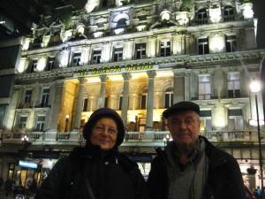 LONDRA GÜNLERİ / OPERADAKİ HAYALET (HER MAJESTY'S THEATRE)