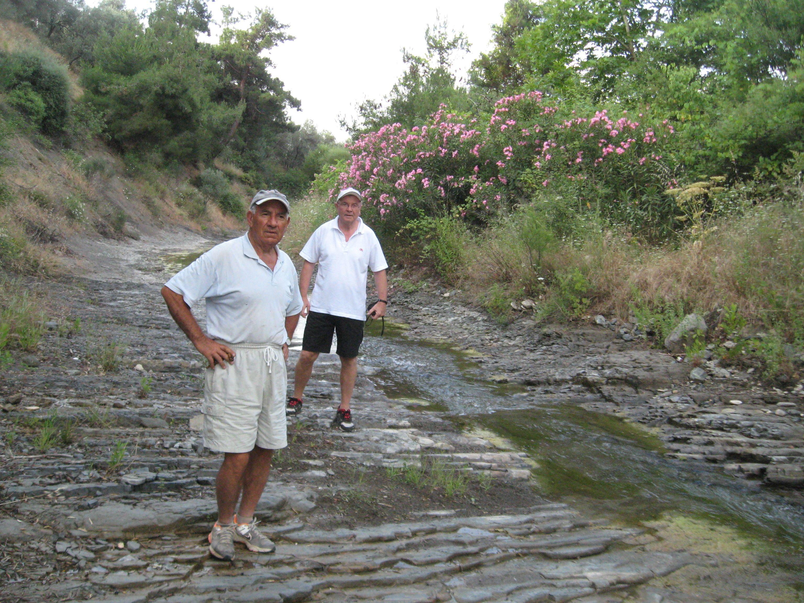 ALTINOLUK YÜRÜYÜŞLERİMİZ/ Dere yürüyüşü