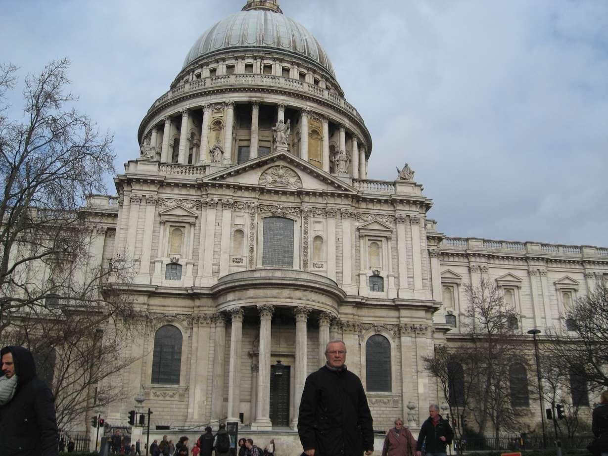 LONDRA GÜNLERİ / ST PAUL'S CADHEDRAL VE TATE MODERN
