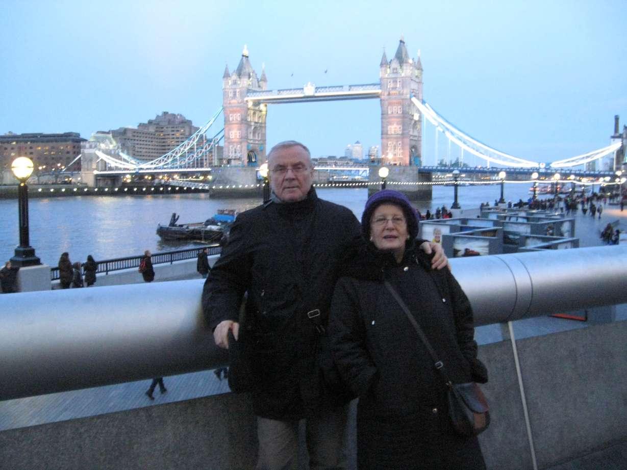 LONDRA GÜNLERİ / THAMES KIYILARI