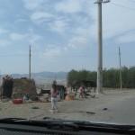 Kadifekale'nin hazin görüntüsü