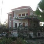 Mahmure-Bekir ilek çiftinin bizleri misafir ettikleri bahçe evleri