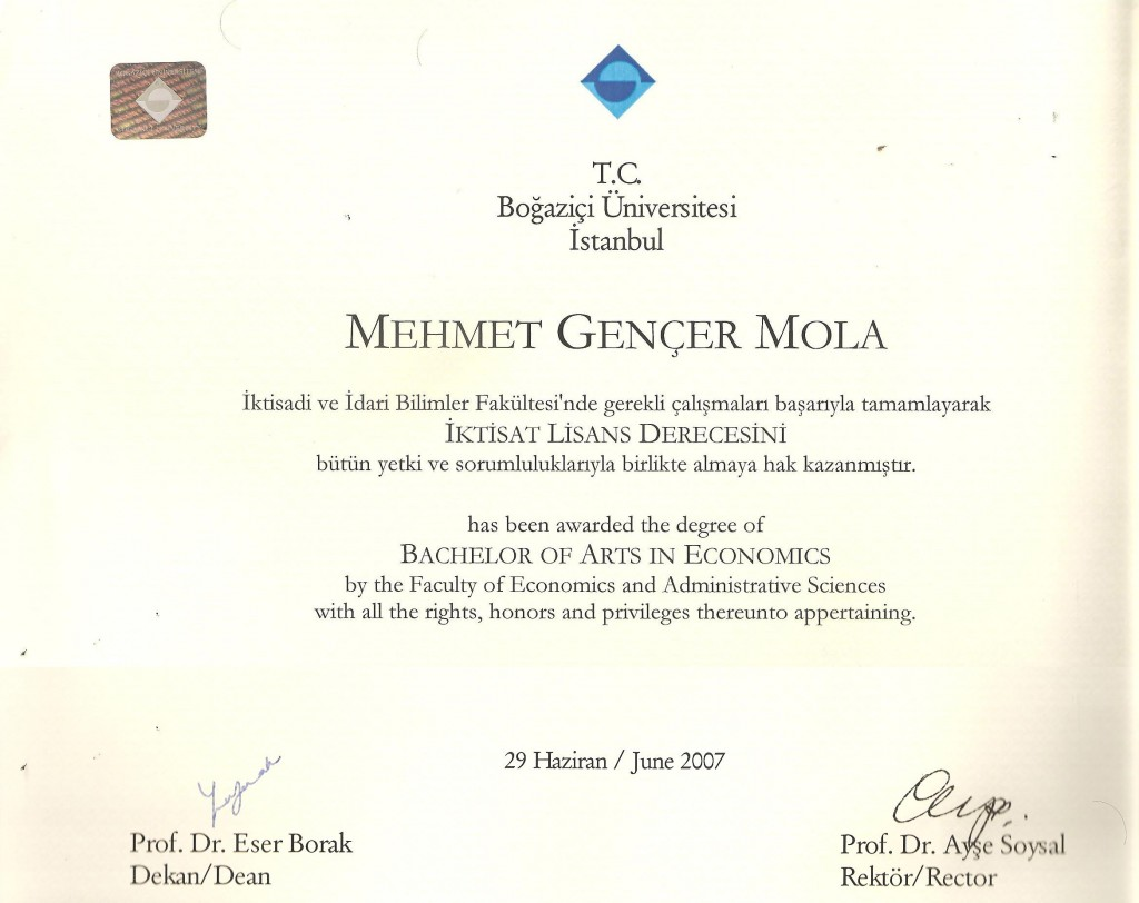 diplomay